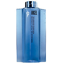 Buy Thierry Mugler Angel Perfuming Shower Gel, 200ml Online at johnlewis.com
