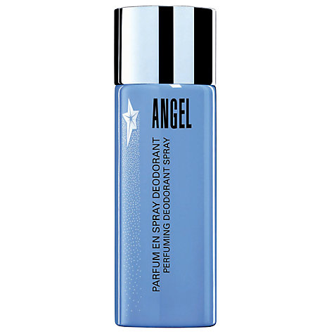 Buy Thierry Mugler Angel Perfuming Deodorant Spray, 100ml Online at johnlewis.com