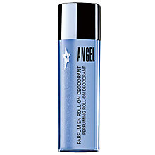Buy Thierry Mugler Angel Perfuming Deodorant Roll On, 50ml Online at johnlewis.com