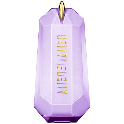 Buy Thierry Mugler Alien Radiant Body Lotion Online at johnlewis.com