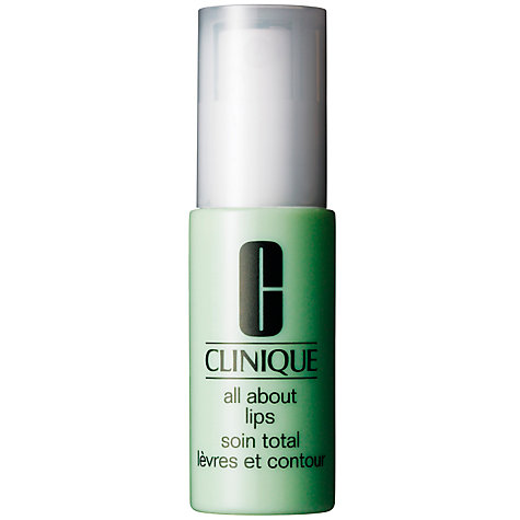 Buy Clinique All About Lips, 12ml Online at johnlewis.com