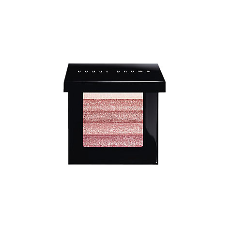 Buy Bobbi Brown Shimmer Brick Compact, Rose Online at johnlewis.com
