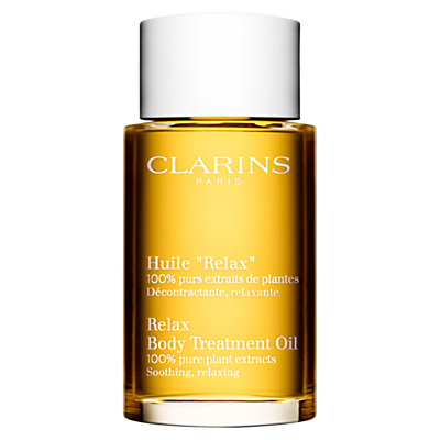 Clarins Body Treatment Oil - Soothing/Relaxing