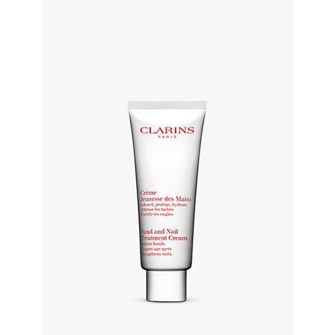 Buy Clarins Hand and Nail Treatment Cream Online at johnlewis.com