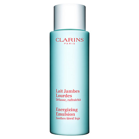 Buy Clarins Energizing Emulsion for Tired Legs Online at johnlewis.com