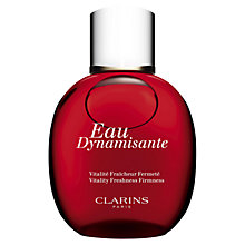 Buy Clarins Eau Dynamisante Spray Online at johnlewis.com