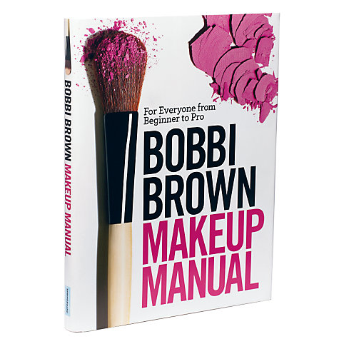 "Buy Bobbi Brown ""Makeup Manual"" Book Online at johnlewis.com"