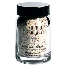Buy Bobbi Brown Buffing Grains for Face Online at johnlewis.com