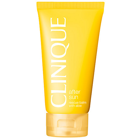Buy Clinique After Sun Rescue with Aloe - All Skin Types, 150ml Online at johnlewis.com