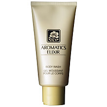 Buy Clinique Aromatics Elixir Body Wash, 200ml Online at johnlewis.com