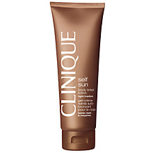 Buy Clinique Body Daily Moisturizer, Light-Medium, 125ml Online at johnlewis.com