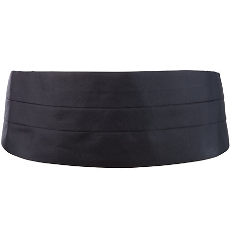 Buy John Lewis Silk Cummerbund Online at johnlewis.com
