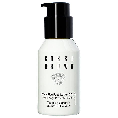 Buy Bobbi Brown Protective Face Lotion SPF 15 Online at johnlewis.com