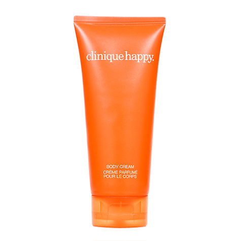 Buy Clinique Happy Body Cream, 200ml Online at johnlewis.com