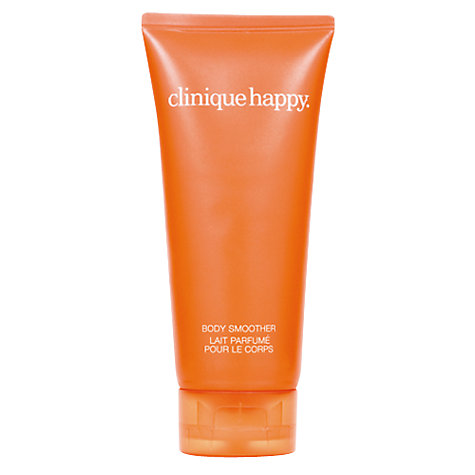 Buy Clinique Happy Body Smoother, 200ml Online at johnlewis.com