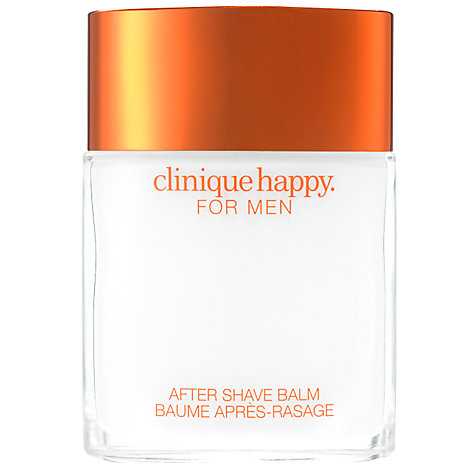Buy Clinique Happy For Men After Shave Balm, 100ml Online at johnlewis.com