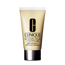 Buy Clinique Dramatically Different Moisturizing Gel In Tube - Combination to Oily Skin Types, 50ml Online at johnlewis.com