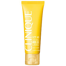 Buy Clinique Face Cream SPF40, 50ml Online at johnlewis.com