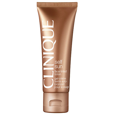 Buy Clinique Face Tinted Lotion, 50ml Online at johnlewis.com