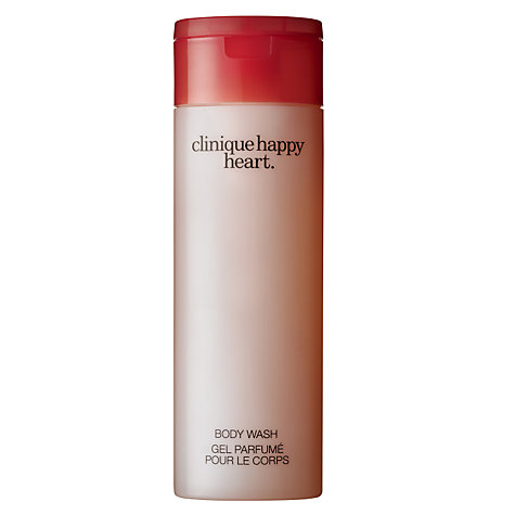 Buy Clinique Happy Heart Body Wash, 200ml Online at johnlewis.com