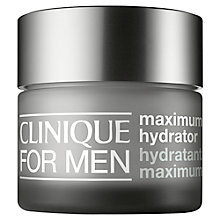 Buy Clinique for Men Maximum Hydrator, 50ml Online at johnlewis.com