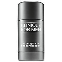 Buy Clinique Skin Supplies For Men Stick-Form Anti-Perspirant Deodorant Online at johnlewis.com