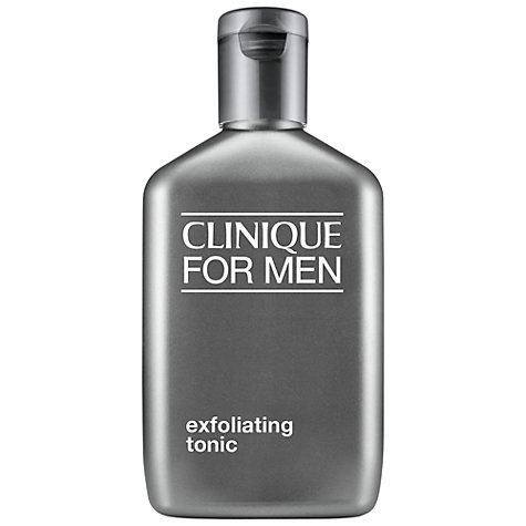 Buy Clinique For Men Exfoliating Tonic, 200ml Online at johnlewis.com