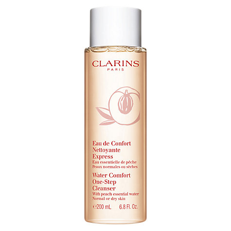 Buy Clarins Water Comfort One-Step Cleanser Online at johnlewis.com