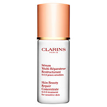 Buy Clarins Skin Beauty Repair Concentrate Online at johnlewis.com
