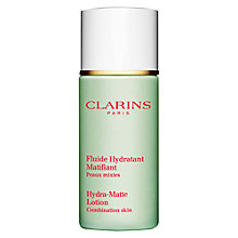 Buy Clarins Hydra-Matte Lotion Online at johnlewis.com