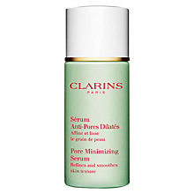 Buy Clarins Pore Minimizing Serum Online at johnlewis.com