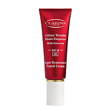 Buy Clarins Super Restorative Tinted Cream Online at johnlewis.com