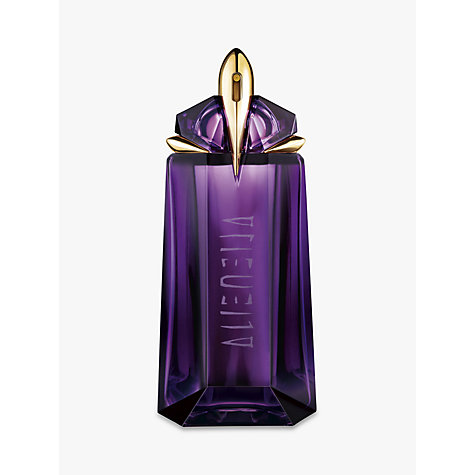 Buy Thierry Mugler Alien Eau de Parfum Natural Spray Refillable, 90ml Online at johnlewis.com