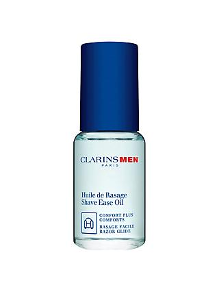 ClarinsMen Shave Ease Two-in-One Oil, 15ml