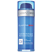 Buy ClarinsMen Revitalizing Gel Online at johnlewis.com