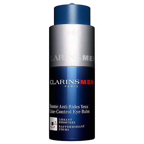 Buy ClarinsMen Line-Control Eye Balm Online at johnlewis.com