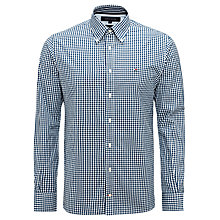 Buy Tommy Hillfiger NY Checked Long Sleeved Shirt Online at johnlewis.com