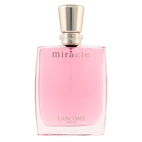 Buy Lancôme Miracle Eau de Parfum Spray Online at johnlewis.com