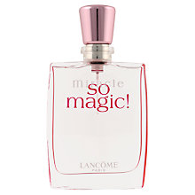 Buy Lancôme Miracle So Magic Eau de Parfum Spray Online at johnlewis.com