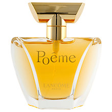 Buy Lancôme Poême Eau de Parfum Spray, 50ml with Luxury Beauty Crackers Online at johnlewis.com