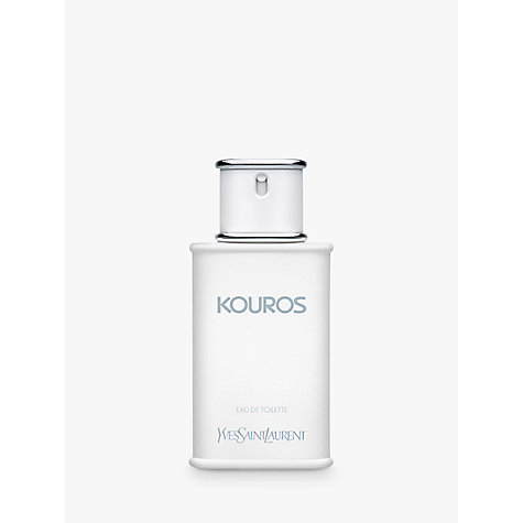 Buy Yves Saint Laurent Kouros Eau de Toilette Natural Spray Online at johnlewis.com