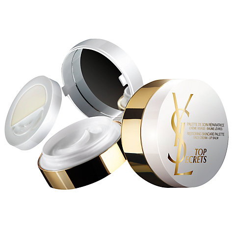 Buy Yves Saint Laurent Top Secrets Beauty Sleep Repairing Skincare Palette Online at johnlewis.com