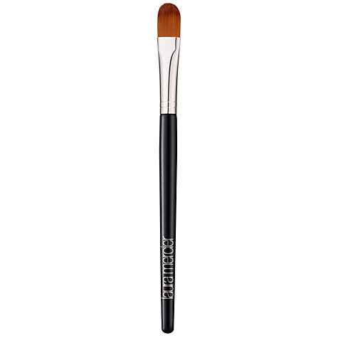 Buy Laura Mercier Camouflage Powder Brush - Long Online at johnlewis.com