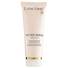 Buy Lancôme Nutrix Royal Hands Online at johnlewis.com