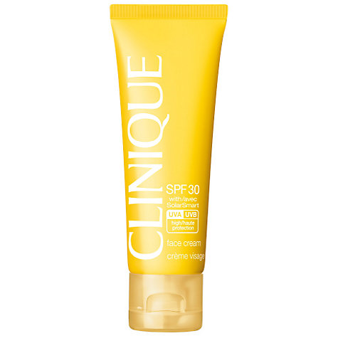 Buy Clinique Face Cream SPF30, 50ml Online at johnlewis.com