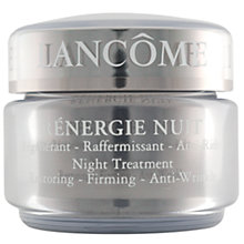Buy Lancôme Rénergie Night Cream Online at johnlewis.com