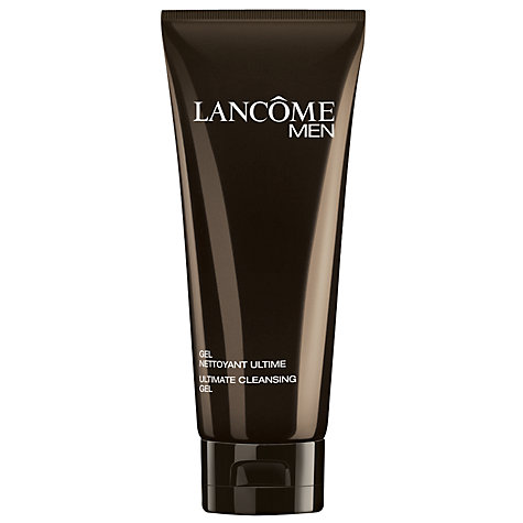 Buy Lancôme Men Ultimate Cleansing Gel, 100ml Online at johnlewis.com