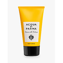 Buy Acqua di Parma Colonia Body Cream Online at johnlewis.com