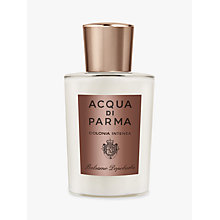 Buy Acqua di Parma Colonia Intensa Aftershave Balm Online at johnlewis.com
