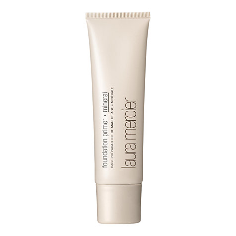 Buy Laura Mercier Mineral Foundation Primer, 50ml Online at johnlewis.com